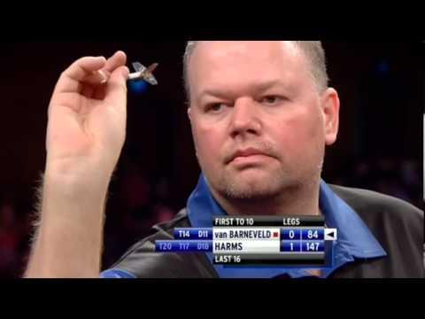 van Barneveld v Harms | 1/3 | Rnd 2 | Grand Slam of Darts 2012