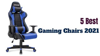 5 Best Gaming Chairs 2020