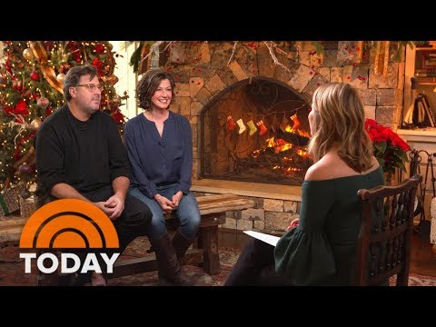 A Country Christmas With Country Superstar Vince Gill And Queen Of Christian Pop Amy Grant   TODAY