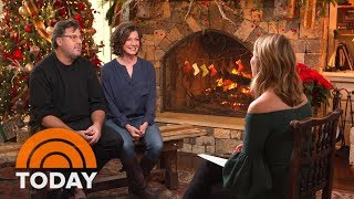 A Country Christmas With Country Superstar Vince Gill And Queen Of Christian Pop Amy Grant | TODAY