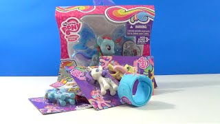 Unboxing Rainbow Dash My Little Pony Cutie Mark Magic Charms
