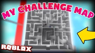 FIRST PERSON TO BEAT MY CHALLENGE MAP WINS 1,000 ROBUX!!! | Flood Escape 2 on Roblox #63