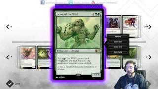 Magic 2015 Deck Build - Green/White Creature Token