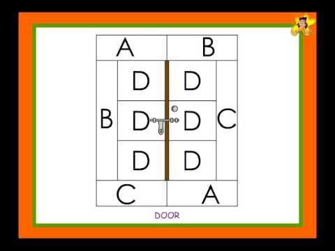 Kindergarten letter recognition worksheets -  D