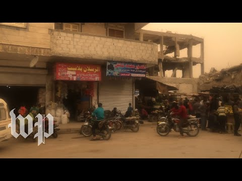 a-year-after-the-battle-of-raqqa-ended,-syrians-return-home-to-ruins