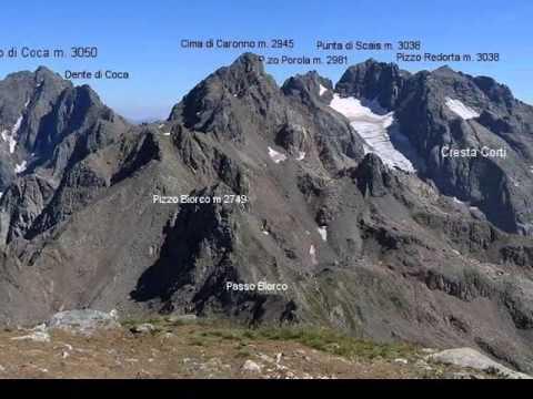 Orobie valtellinesi: i panorami dalle più belle cime