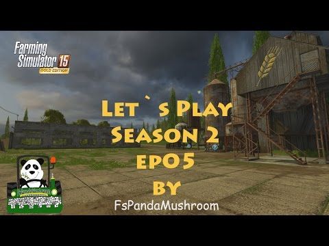 Farming Simulator15 Let`s Play Gold Edition S2 ep5(small pai