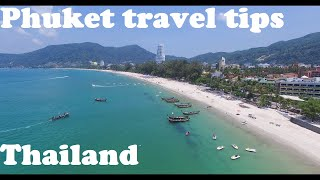 My Phuket Travel Tips | Thailand