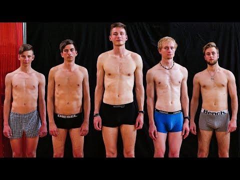 Werden diese 5 Jungs muskulös? Die Lauch- Challenge | Flavio Simonetti