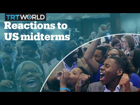 Mixed reactions to US midterm election results