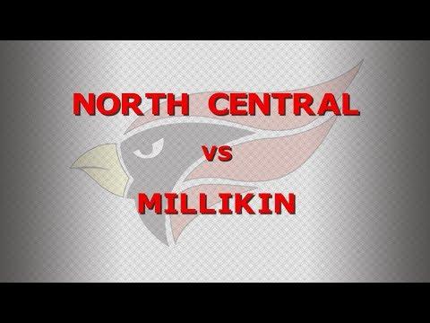 North Central College Football vs. Millikin University // 9.23.17
