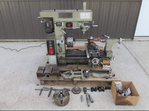 Smithy Wood Working Machine