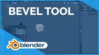 Bevel Tool - Blender 2.80 Fund…