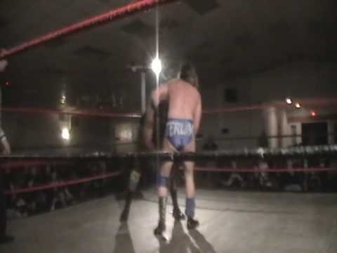 Donovan Ruddick vs Mark Sterling 11/8/08
