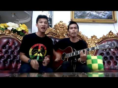 welcome to my paradise reggae (cover  by alif and darwin)