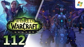 World of Warcraft: Legion 【PC】 Alliance Night Elf Hunter │ No Commentary Playthrough │ #112