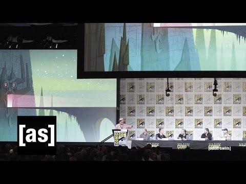 Samurai Jack Panel SDCC 2016 | Samurai Jack | Adult Swim