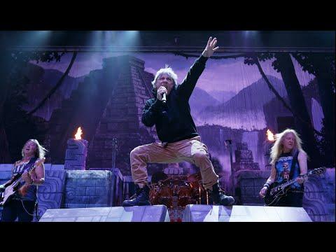 Iron Maiden-The Man of Sorrows (Legendado Tradução) HD 1080p
