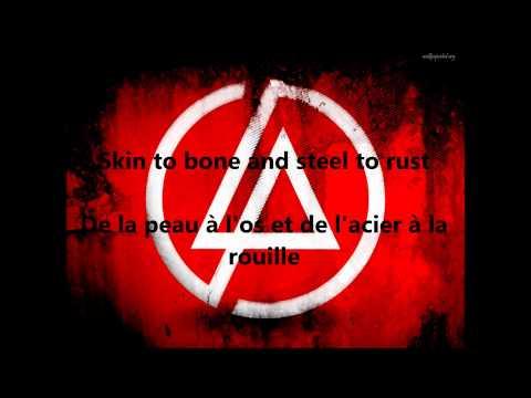Linkin Park - Skin To Bone [Lyrics + Traduction Française]