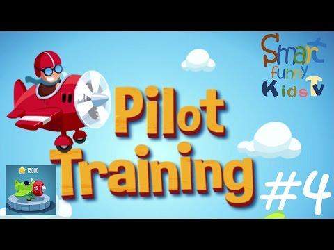 Pillot Training   fly through   snow   desert   greenland   gameplay   smart funny kids   tv   #4