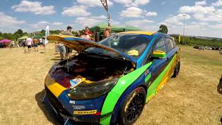 Trentham rugby club charity car show
