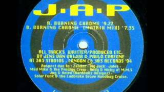 J.A.P. - Burning Chrome (1994)