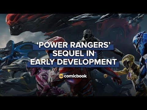 Power Rangers Sequel in Early Development