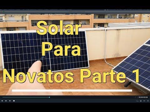 Solar para novatos