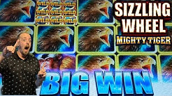 NEW GAME❗ 🌟SIZZLING WHEEL MIGHTY TIGER🌟 FREE SPINS❗