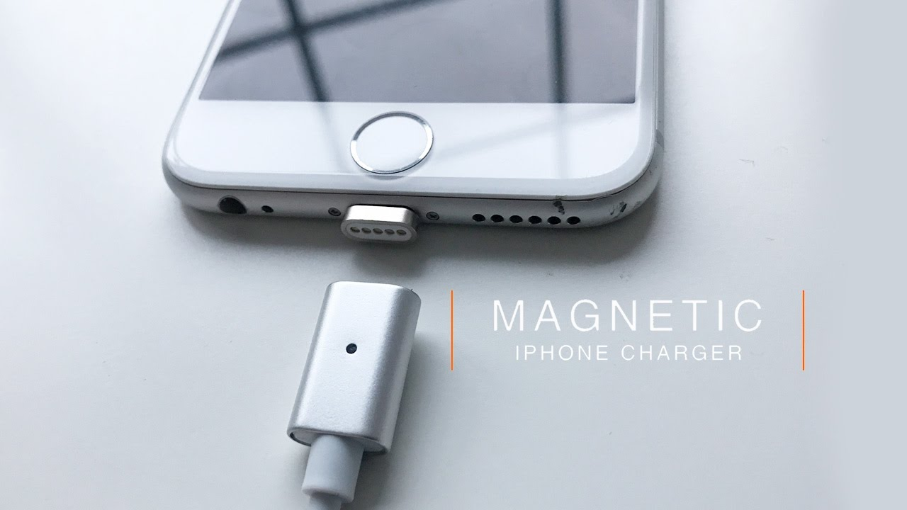 iphone magnetic charger magsafe comes to the iphone and magnetic charger 2637