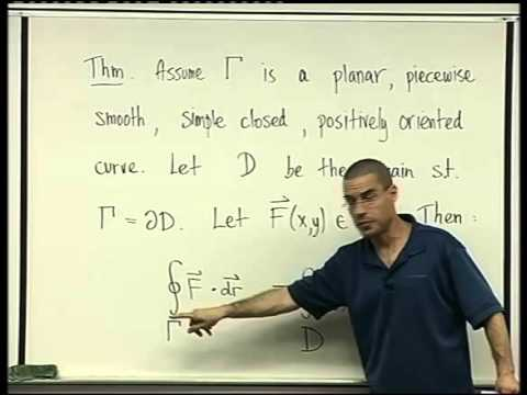 77 - Green's theorem