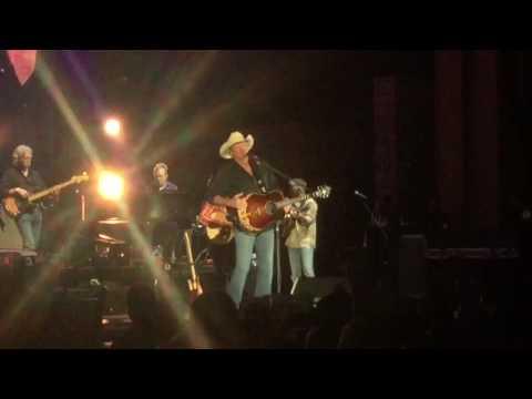 Alan Jackson live 2016 Albuquerque nm