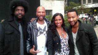 Wake Up Everybody - John Legend and The Roots (feat. Common & Melanie Fiona)