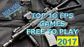 10 Game FPS Gratis Terbaik PC 2017   part 2 YouTube