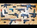 Realistic Toy Guns Collection | Box of Toys for Boys | Best Toy Gun Arsenal Video