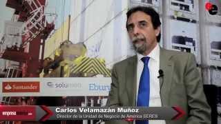 Entrevista con Carlos Velamazán, Director de la Unidad de Negocio de América de Seres