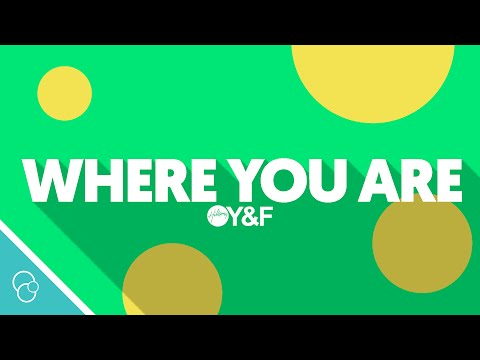 Hillsong Young & Free – Where You Are (Radio) (Lyric Video) (4K)