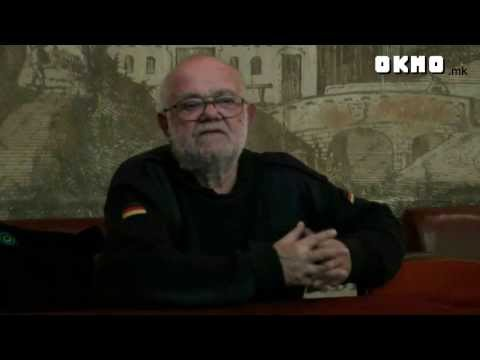 Интервју/ Коле Ангеловски