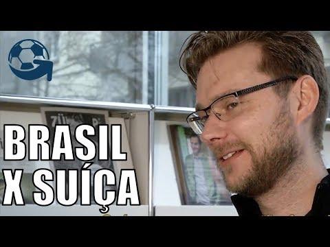 Brasil X Suíça | Como Os Suíços Vêem A Seleção Brasileira?- Gazeta Esportiva (22/03/18)