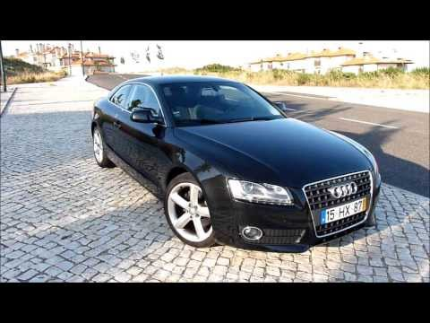 Ao volante... Audi A5 2.0TDi 170cv - The Car Lounge (Re-post de Julho/2013)