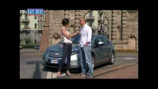 Tester per un giorno con Chevrolet Volt