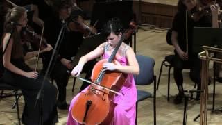 Antonín Dvořák - Tšellokontsert h-moll op 104 (I Allegro)