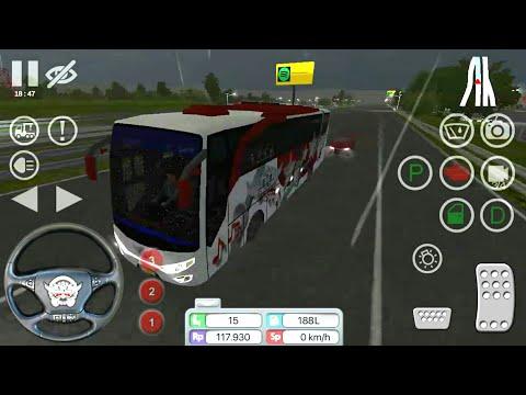 Bus Simulator Indonesia - Bus Games - Android Gameplay |
