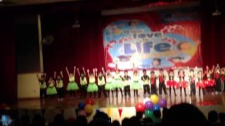 Qdees Taman Melawati 2013 Concert - all 4 years old