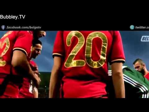 Adnan Januzaj Individual Highlights   International Debut   Belgium vs Luxembourg 5 1   HD   8