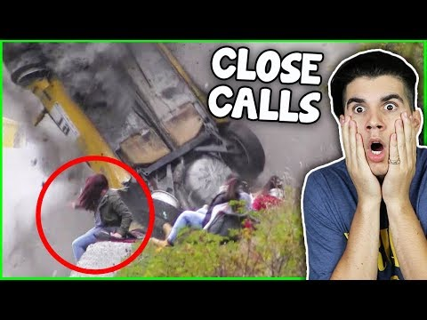 Extremely Close Calls!