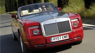 Rolls Royce Phantom 2003 кабриолет