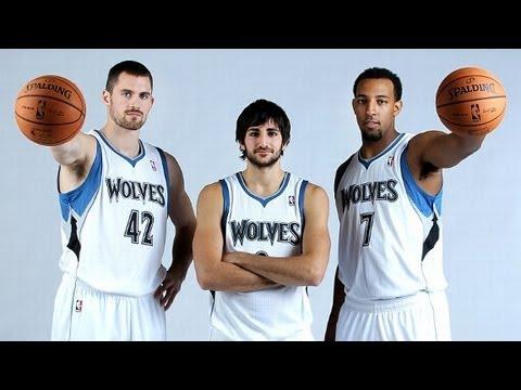Minnesota Timberwolves Too White?