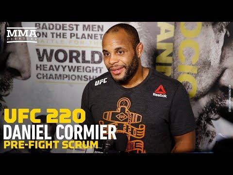 UFC 220: Daniel Cormier Jokes About Jon Jones' Polygraph Test - MMA Fighting
