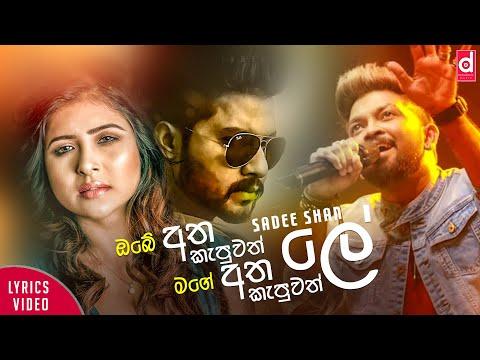 le-song---sadee-shan-official-lyrics-video-(2019)- -sinhala-new-songs- -sinhala-lyrics-songs